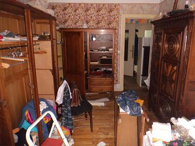 debarras appartement